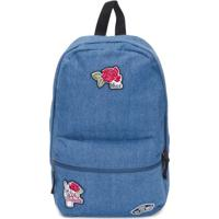 Mochila Wm Calico Backpack Vans - Azul