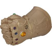 Manopla Thanos Eletrônica - Avengers Infinity War