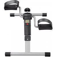 Bicicleta Ergométrica Yangfit Mini Bike Dobrável Monitor Digital Branco