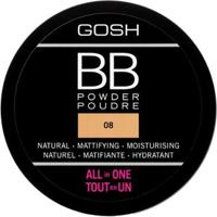 Pó Facial Gosh Copenhagen - Bb Powder Chestnut - Unissex-Incolor