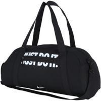 Mala Nike Gym Club - Feminina - 30 Litros - Preto/Branco