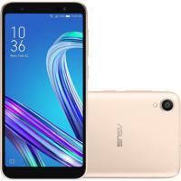Smartphone Asus Zenfone Live L1 Za550Kl 32Gb Desbloqueado Dourado