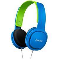 Fone De Ouvido Philips Kids, P2, Azul/Verde - 69973