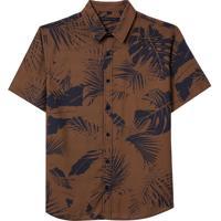 Camisa Jay (Estampado, Gg)