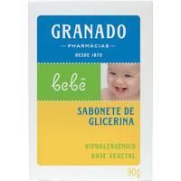 Sabonete De Glicerina Granado Bebê Tradicional 90G