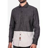 Camisa Barra Mescla 200073