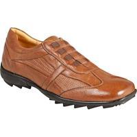 Sapato Casual Masculino Conforto Sandro Moscoloni Soho Marrom