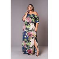 Vestido Fall Gaby Plus Size