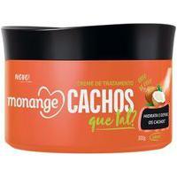 Geleia Capilar Condicionante Monange Cachos Que Tal 300G 24073-0