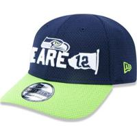 Boné Seattle Seahawks 3930 Spotlight Infantil - New Era - Unissex
