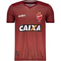 Camisa Numer Vila Nova Treino 2018 Masculina - Masculino