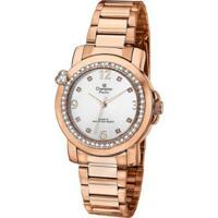 8c57f7b1d8b ... Relógio Champion Feminino Passion - Feminino-Rosê