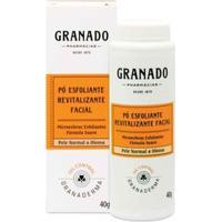 Pó Esfoliante Revitalizante Facial 40G