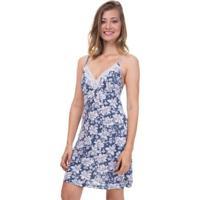Camisola De Alcinha Inspirate - Feminino-Azul