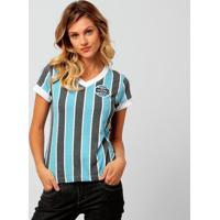 Camisa Umbro Grêmio Retrô 1983 Feminina - Feminino