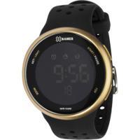 Relógio Digital X Games Xmppd545 - Masculino - Preto/Ouro