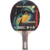 5add4e98ccc19 Netshoes  Raquete Tenis De Mesa Gold Sports Ômega - Unissex