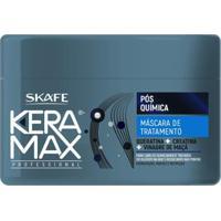 Keramax Pós Químicaskafe - Máscara De Tratamento 350G - Unissex-Incolor