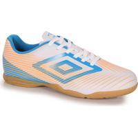 Chuteira Futsal Masculina Umbro Speed Ii - Branco