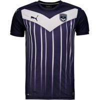 Camisa Puma Bordeaux Home 2016 Masculina - Masculino