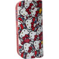 Carregador Portátil Powerez Hello Kitty Branco/Vermelho - Konnet