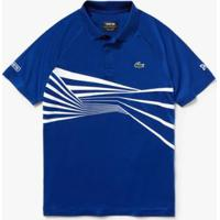 Camisa Polo Lacoste Sport Regular Fit Masculina - Masculino
