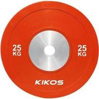 Anilha Para Crossfit Kikos 25Kg - Unissex