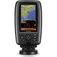 Gps Sonar Garmin Echomap 42Cv Com Carta Nautica