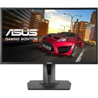 Monitor Gamer Led Asus 24,Full Hd,1Ms,144Hz,Gameplus,Nvidia 3D Vision,Dvi,Hdmi,Dp,Flicker-Free,Ultra-Low Blue Light,Ergonômico, Mg248Q