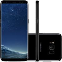 Smartphone Samsung Galaxy S8 64Gb Sm-G950 Desbloqueado Preto