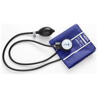 Aparelho De Pressão Medicate Aneroide Azul Adulto