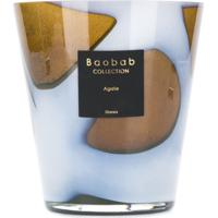 Baobab Collection Vela Aromática Stone Agath - Branco