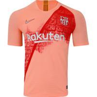 Camisa Barcelona Iii 18/19 Nike - Jogador - Rosa