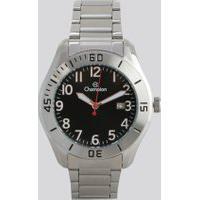 Relógio Analógico Champion Masculino - Ca31284T Prateado