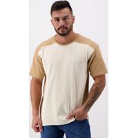 Camiseta Starter Especial Authenticity Bege