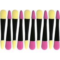 Pincel Para Olhos Rk Aplicadores De Sombra Kiss New York - Feminino-Incolor