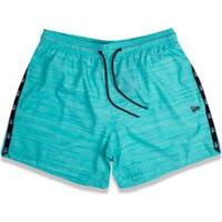 Shorts Praia Tape New Era Masculino - Masculino-Verde