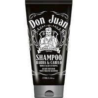Shampoo Hidratante Don Juan Barba Forte 170Ml
