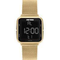 Relógio Digital Mormaii Digi Dourado Mo6600Ah/8D Dourado