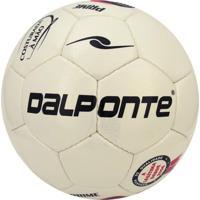 Netshoes  Bola Dalponte Futebol Campo Prime 81 - Masculino b72a2dab28c7b