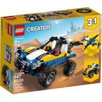 Lego Creator - 3 Em 1 - Veículos Do Deserto - 31087