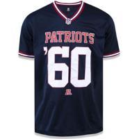 Camiseta New England Patriots Nfl New Era - Masculino
