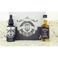The Man Box Jack Daniel'S E Beard Oil Adélia Mendonça - Masculino-Incolor