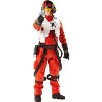 Boneco Premium 40 Cm - Disney Star Wars - Poe Dameron - Mimo - Masculino-Incolor