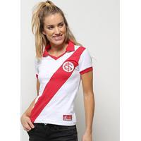 Camiseta Internacional 1954 Feminina - Feminino