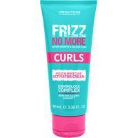 Ativador De Cachos Creightons Frizz No More Hold Moisture Activador Cream 100Ml - Unissex