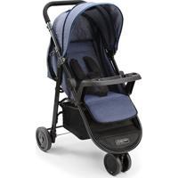 Carrinho 3 Rodas Agile Multikids Baby Azul
