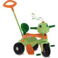 Triciclo Tonkinha Dino Passeio & Pedal