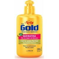Creme Para Pentear Niely Gold Queratina - 280G