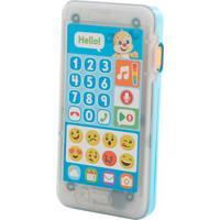 Telefone Emojis - Primeiras Palavras - Aprender E Brincar - Cachorrinho - Fisher-Price